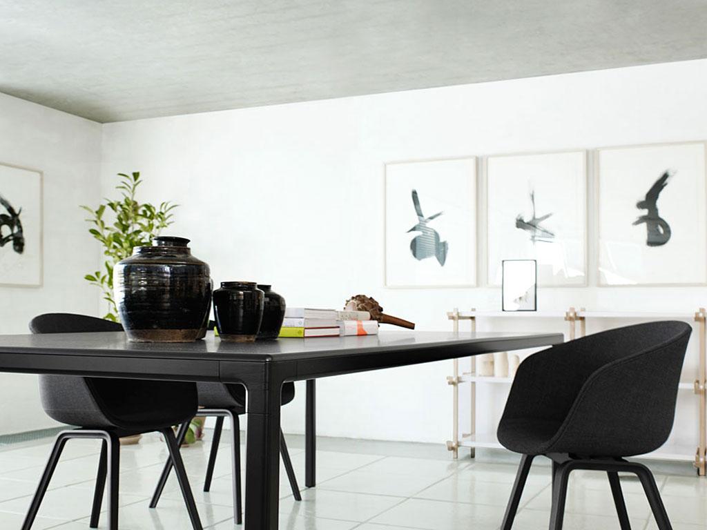 aac hay chaises rondes design mobilier bureau
