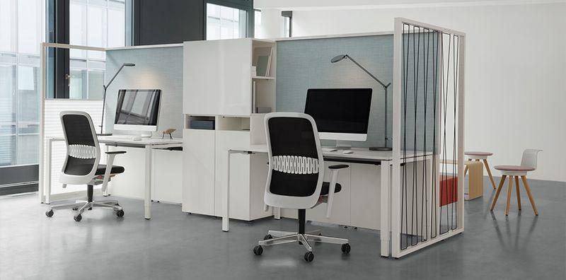 Frame_S, Bene Bureau opératif Design Mobilier Bureau